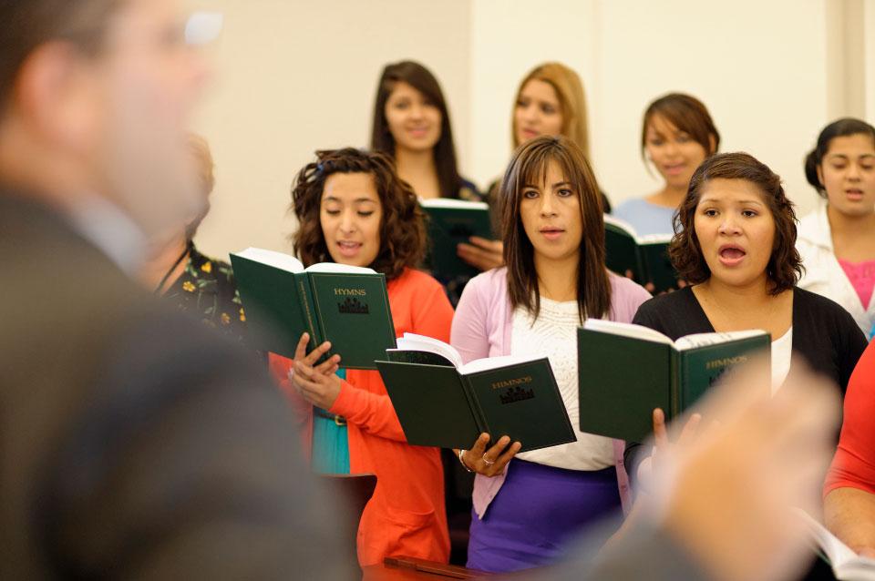 Arrangements of Hymns & Songs
